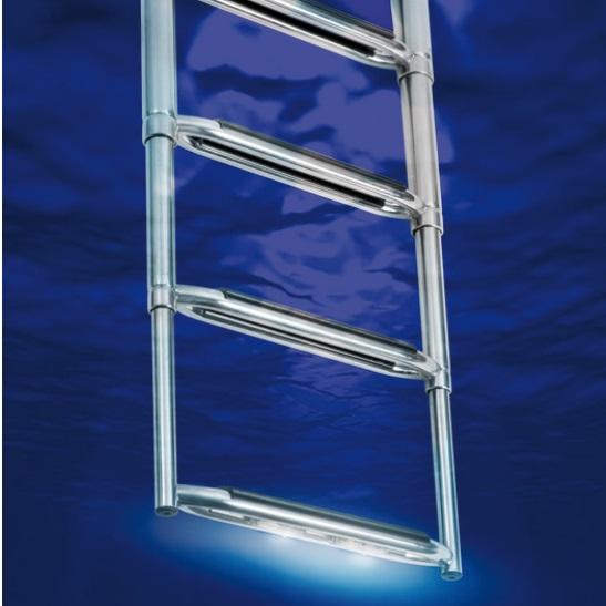 Luz Led Subacuática para Escaleras