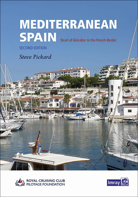Mediterranean Spain. Strait of Gibraltar to the French border