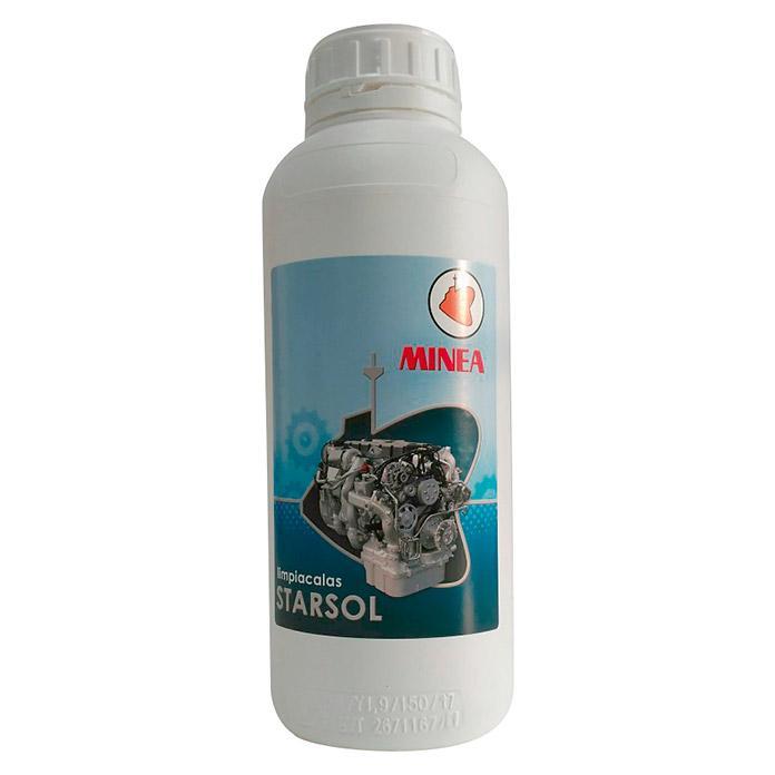 Limpia Calas Minea Starsol, Limpiador de motor y máquinas 1L