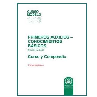 Model Course 1.13 - Primeros Auxilios-Conocimientos Básicos