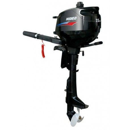 Motor Fueraborda HIDEA 2,5 hp Eje Corto