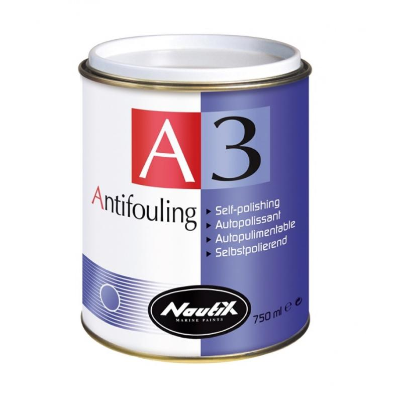 Nautix A3 Blanco, Antifouling autopulimentable de alto rendimiento