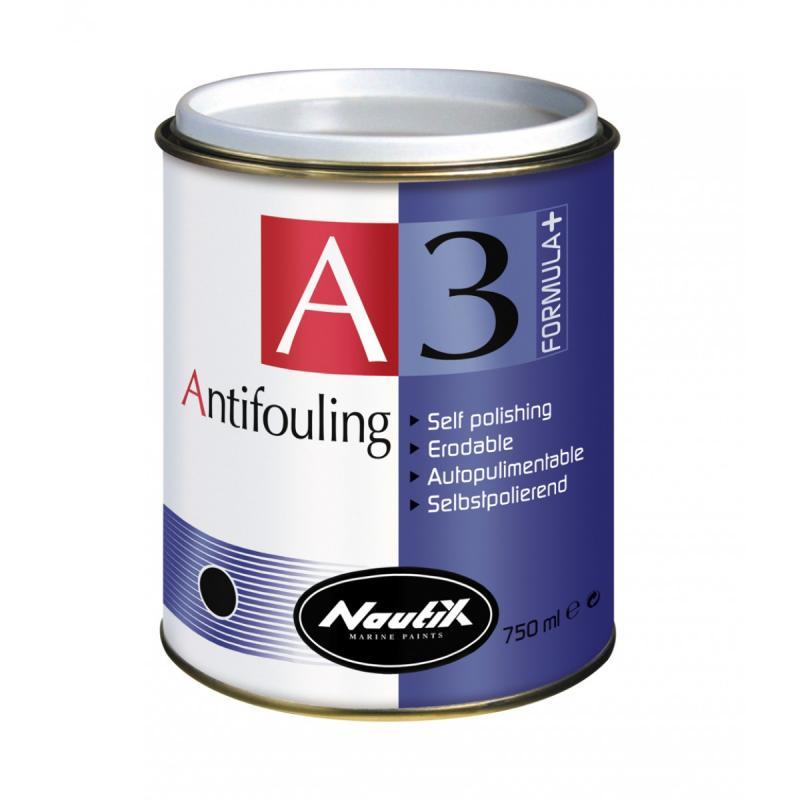Nautix A3 Formula+, Antifouling autopulimentable alta calidad