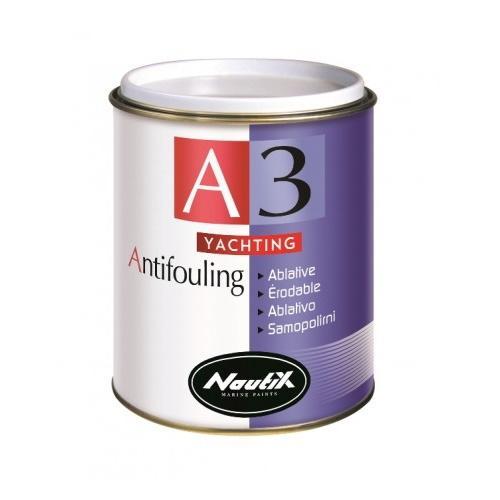 Nautix A3 Yachting Antifouling ablativo de alto rendimiento