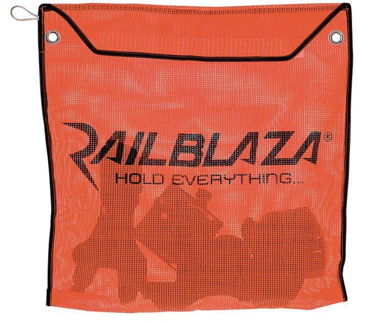 Bolsa Railblaza C&W BAG Microperforada - No pierdas tus soportes y accesorios Railblaza. Tenlos todos juntos guardados y limpios en esta bolsa microperforada, por lo que podrás lavarlos con agua una vez acabada la jornada para una mejor conservación y dejarlo colgado a que sequen...