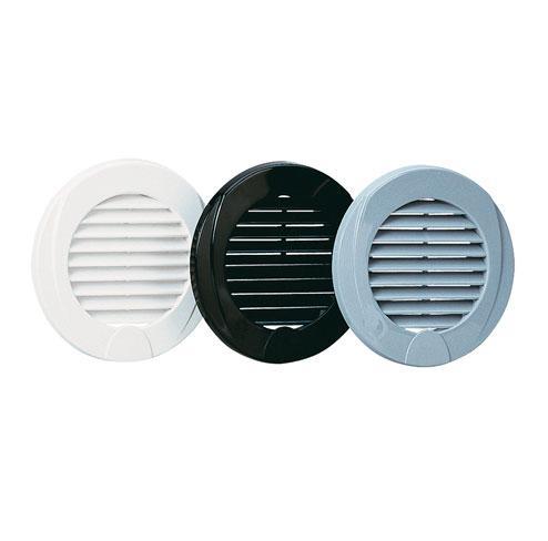 Rejilla de ventilacion redonda Nuova Rade 73mm