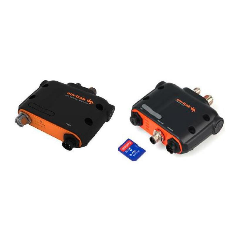 Pack Transmisor / receptor AIS Em-Trak B100 + Splitter S100