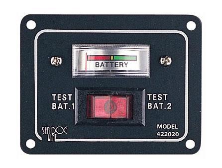 Panel de Control Nivel 2 Baterias