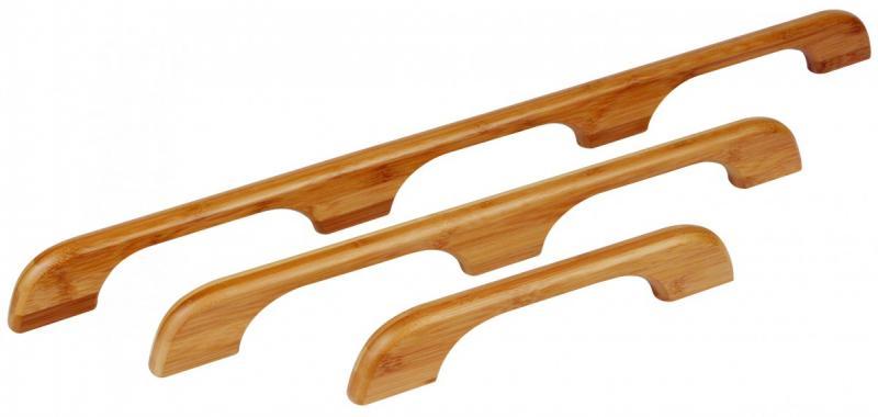 Pasamanos Bamboo - Pasamanos solo para uso en interiores. 3 longitudes diferentes.
