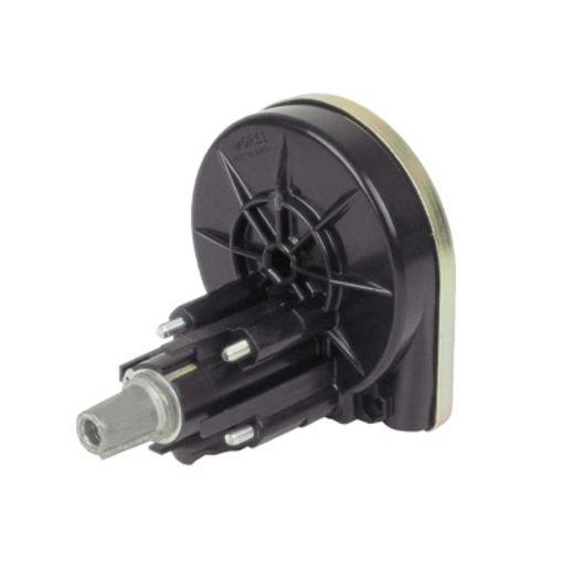 "Caja operadora Teleflex Light Duty C-230 - Se suministra completa con mensula de 90º negra.Eje de 3/4""."