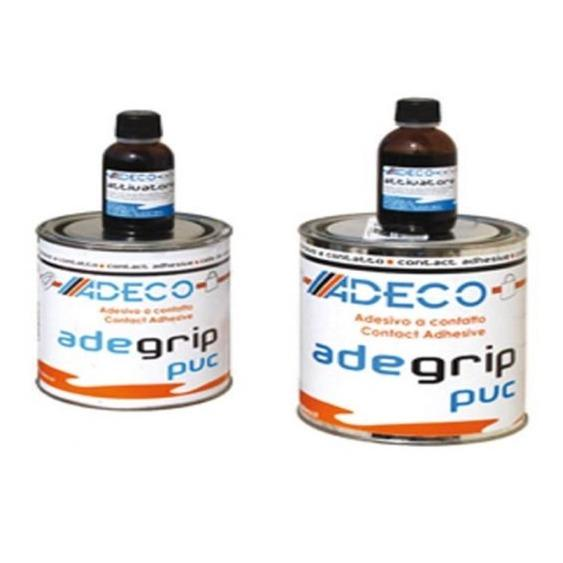 Adhesivo para Neumaticas Adeco 2 Componentes. (PVC-PU)