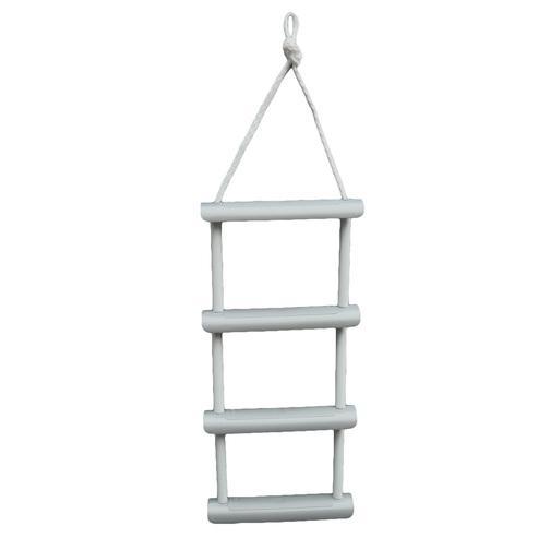 Escalera de Gato 4 Peldaños Reforzada - Manejables y fáciles de estibar, se pueden fijar en cualquier cornamusa..   Fabricadas en polipropileno.