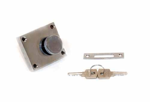 Cerradura para Puerta 53x62mm