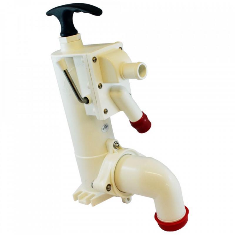 Bomba completa para inodoros manuales TMC - Repuesto para inodoros manuales.   Bomba completa para inodoros manuales TMC.  Modelo TMC-15405