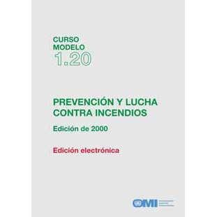 Model Course 1.20 - Prevención y Lucha contra Incendios