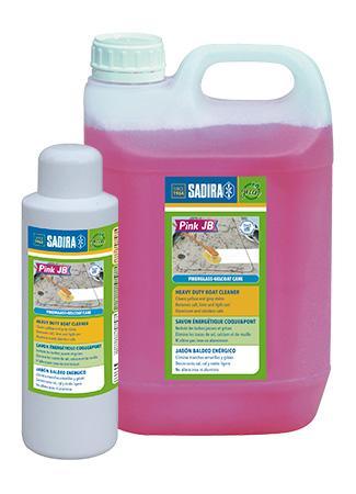 Pink JB Jabón de Baldeo Energico Sadira