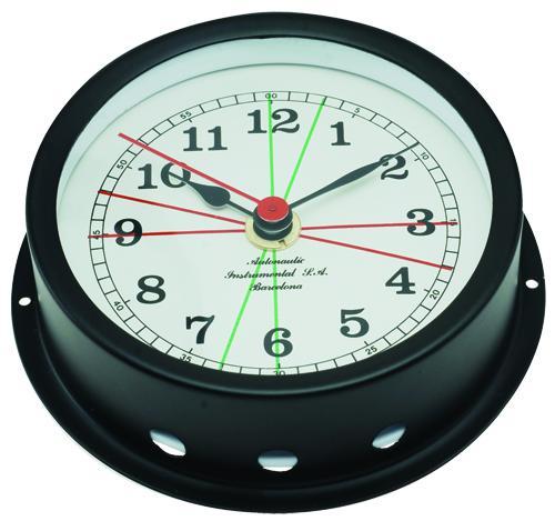 Reloj Zonas de Silencio Caja Negra 120