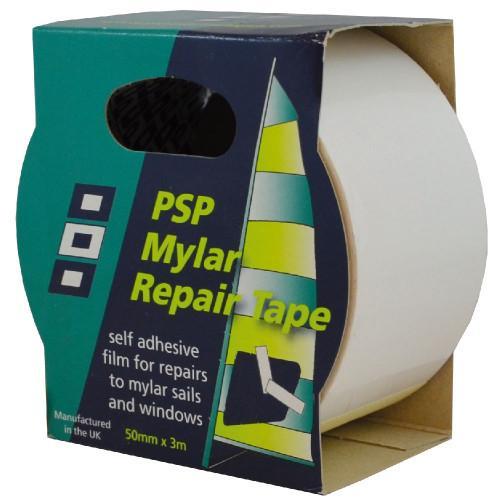 Cinta PSP Mylar para Reparción de Velas 50mm x 3m