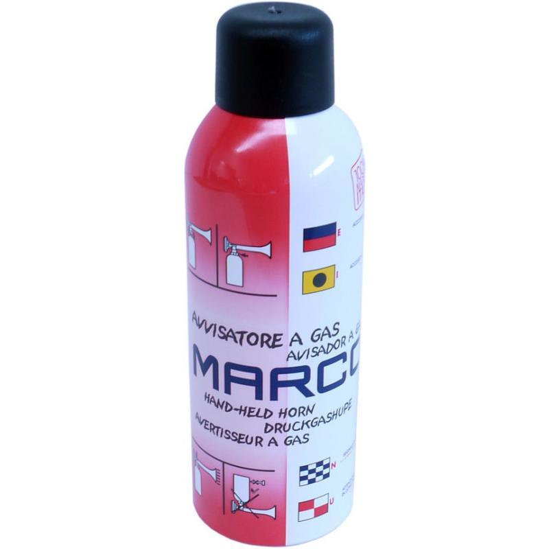 Botella de Recambio para Bocina de Gas Liquido MARCO