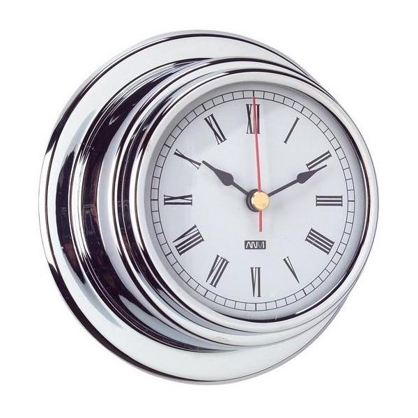 Reloj Standard Case Esfera 70 mm Cromado