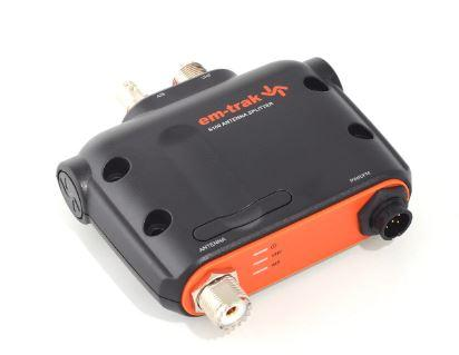 Repartidor de Señal VHF Splitter Em-Trak S100