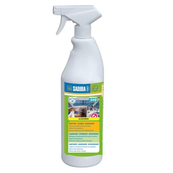 SHD Sanitizante - Higienizante - Desodorizante Sadira  1L