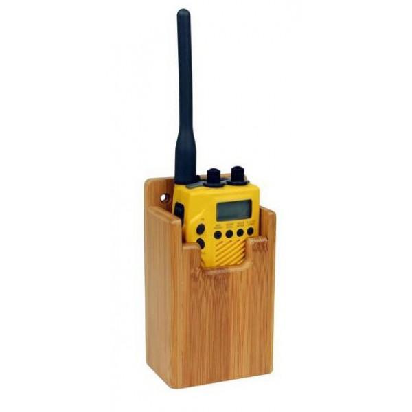 Soporte Bambú para VHF