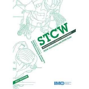 STCW-Convenio de Formación y Código de Formación