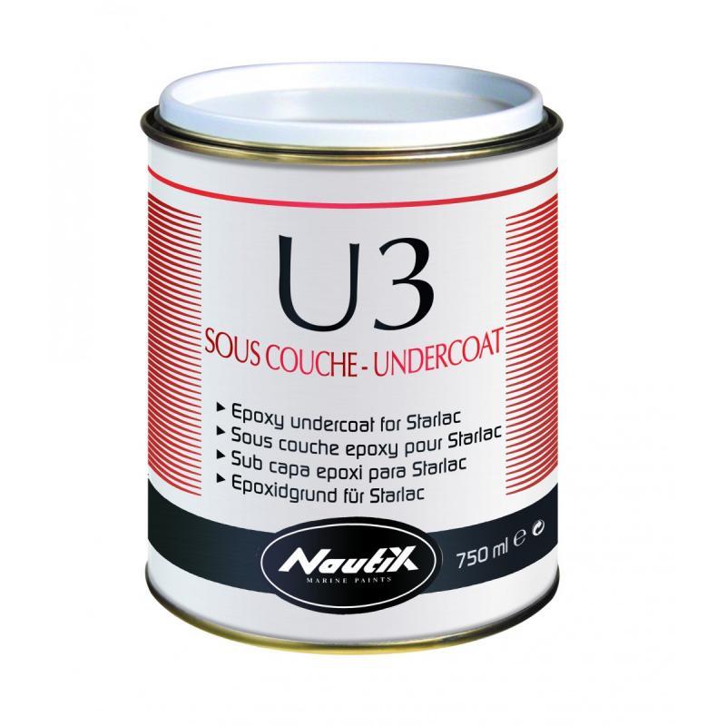 Subcapa monocomponente blanca Nautix U3