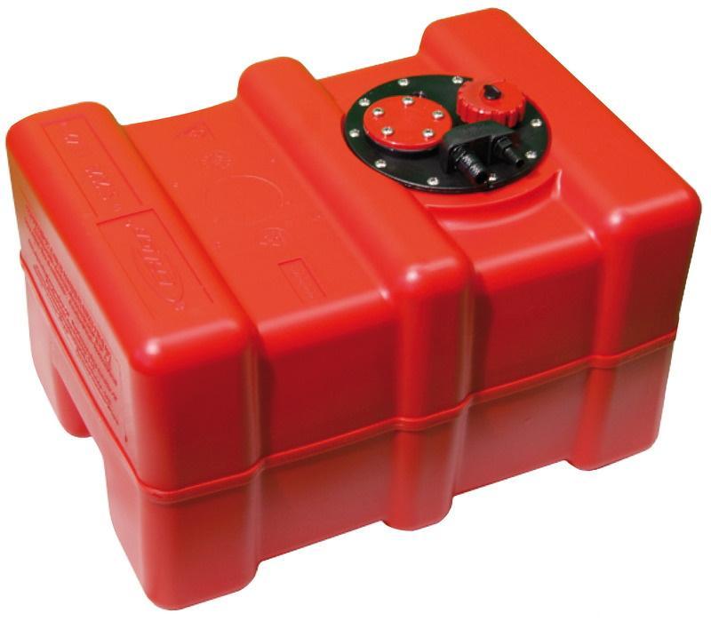 Tanque de gasolina y diesel Orange Eltex CE homologado, versión fija