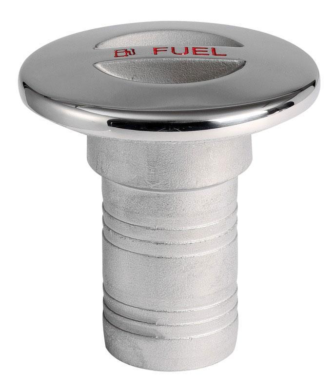Tapon de Llenado Combustible Acero Inox
