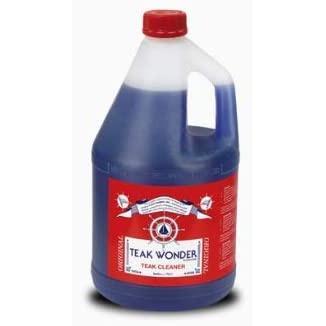 Teak Wonder Cleaner. Limpiador para Teca 4 Litros