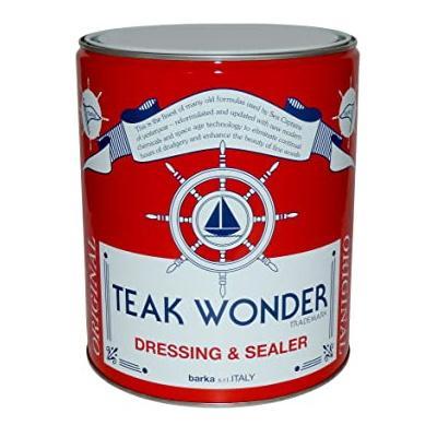 Sellador Teak Wonder - Drssing & Sealer