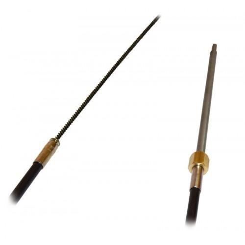 Cable Direccion Mecanica Ultraflex M66 para tambor T85 - Cable Ultraflex para direcciones mecánicas.