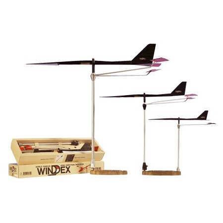 Veleta de alta sensibilidad WINDEX para mastil
