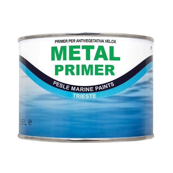 VELOX Metal Primer - Adecuada para Hélices, Colas, Ejes y odas las partes metálicas sumergidas.