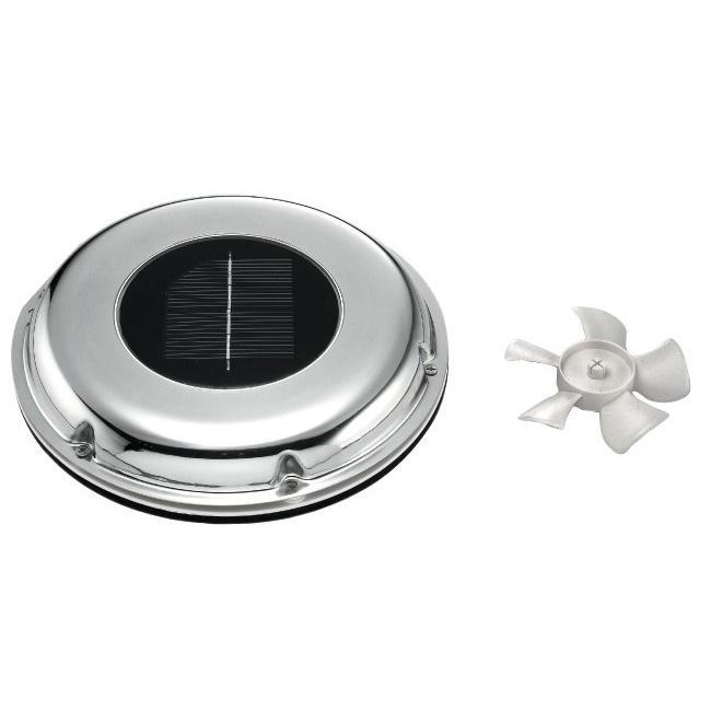 Ventilación solar automática Solarvent
