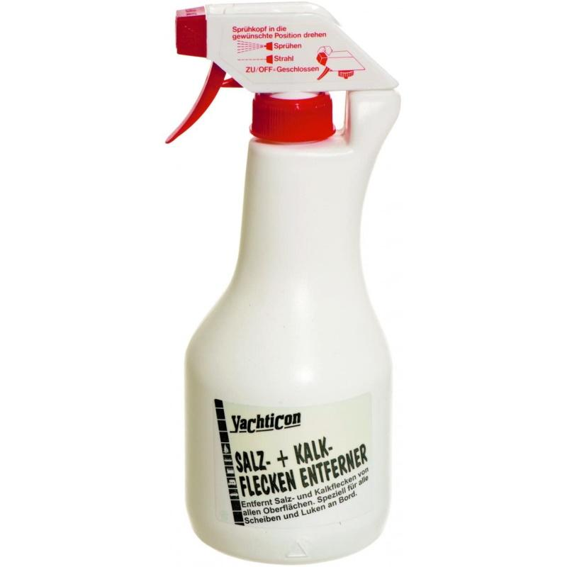YACHTICON Eliminador de manchas de sal y cal, 500 ml