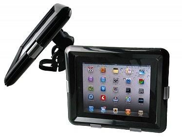 Carcasa protectora Armor-X, para iPad con control táctil de pantalla.