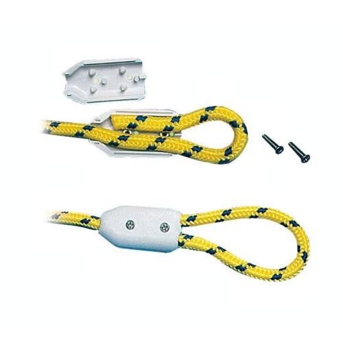 Gaza Facil para Cabos - Pack 2 Unidades - Gaza para cabos. Para facilitar el tedioso trabajo de hacer gazas en los cabos de amarre y defensas.  Elegir mayor diámetro si el cabo no es compacto.