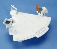 Sextante Davis Mark 3 - El Mark 3 es un sextante de aprendizaje muy económico, utilizado por amateurs y estudiantes de navegación.