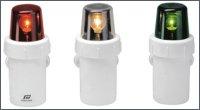 Luces de Navegacion de Emergencia - Luces de emergencia con reflector sectorial integrado.