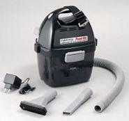 Aspiradora WAECO PowerVac PV100 - Aspiradora para suciedad húmeda/seca de 12 V, con acumulador integrado para empleo móvil.