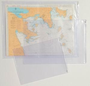 Funda para cartas náuticas grandes
