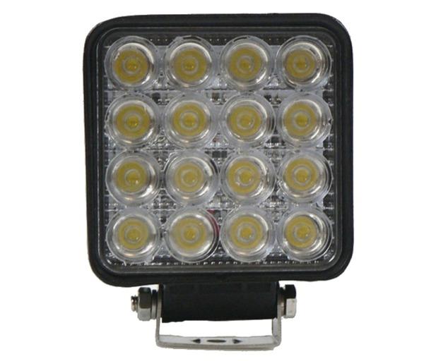 Foco led unitron c15 45w para uso marino luces led para for Focos led interior